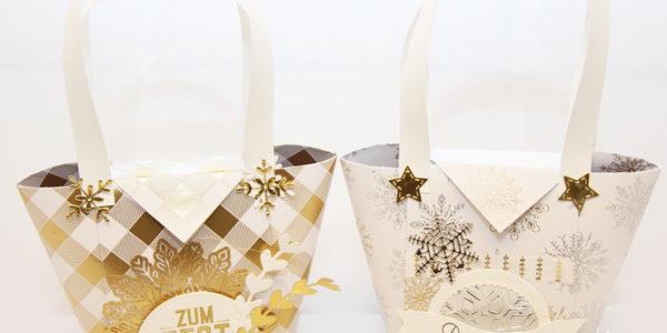 15 Minuten Weihnachten Anleitung.15 Minuten Weihnachten Wellnesstaschen Fur Markte Basteln